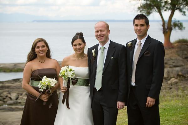 Lisa, Angela, Jeff, and Ken