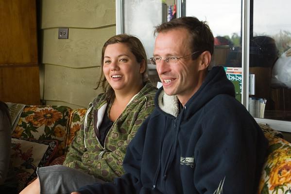 Lisa and Rob