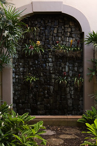 After breakfast, I snap this shot just outside of the The Ritz-Carlton, Kapalua's Main Lobby