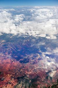 Approaching Sedona, Arizona