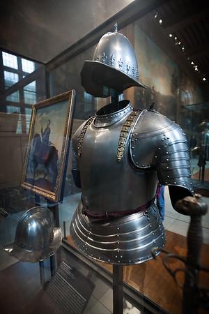 Henri IV's armor