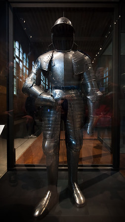 Armor made for Louis XIV