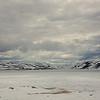 View across lake Tyin. / Utsikt over innsjøen Tyin.