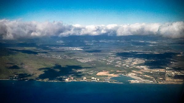 The four lagoons along the coast are Kohala, Honu, Nai'a and Ulua...followed by Malakole and Barbers Point Harbor.  Resorts by Kohola Lagoon are Four Seasons Resort Oahu at Ko Olina and Aulani, A Disney Resort & Spa.  Ko Olina Beach Villas Resort sits upon Honu Lagoon.  Marriott's Ko Olina Beach Club is located at Nai'a Lagoon.