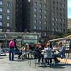 Union Square; Bancarella Caffe