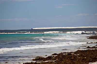 The Pinnacles and Wedge Island