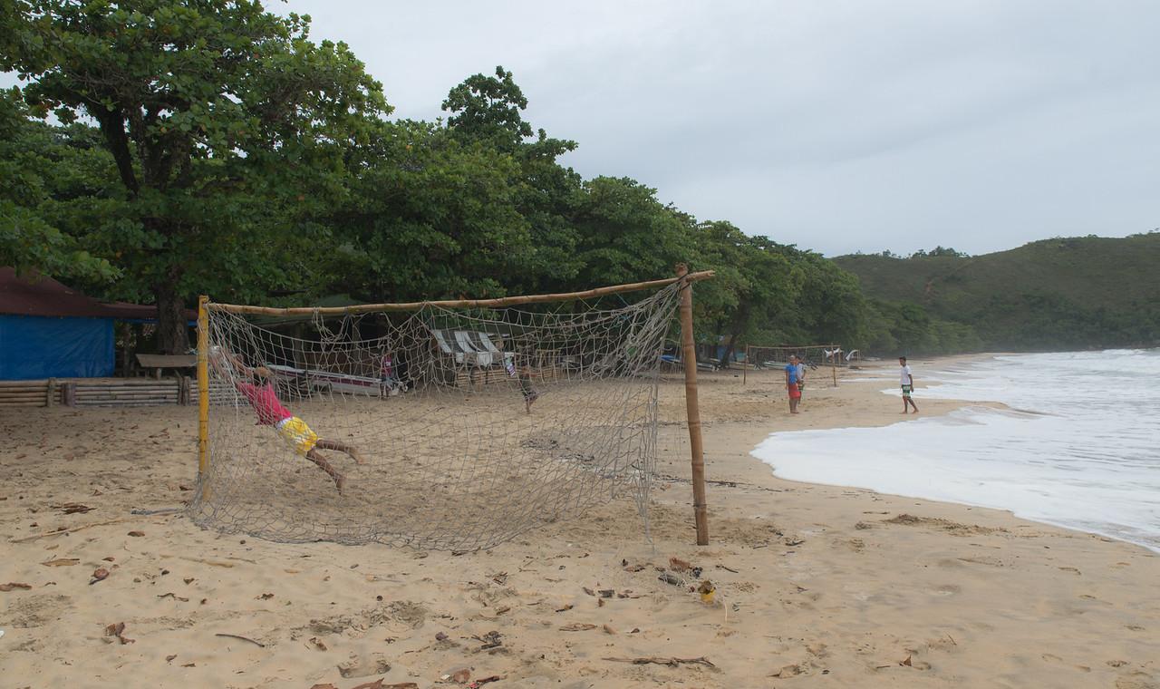 Beach football, Praia do Sono