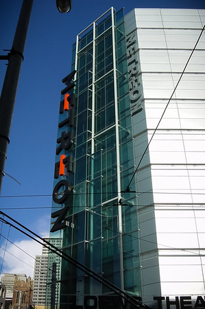 Valerie and I walk over to the Metreon.  I first visited here during a PS2 launch event hosted by Sony.