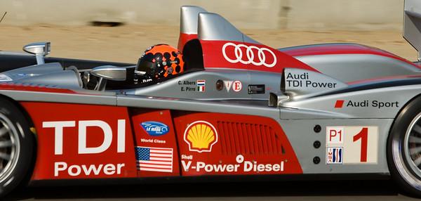 #1 Audi R10 TDI