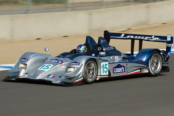 #15 Lowe's Fernandez Racing Acura ARX-01b