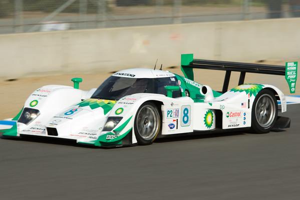 #8 B-K Motorsports Lola B08/86 Mazda