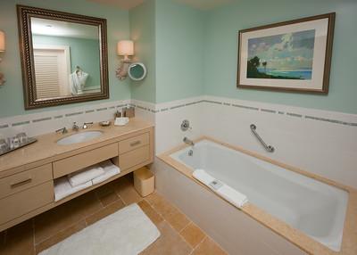 Mandatory bathroom shots.  Bathtub