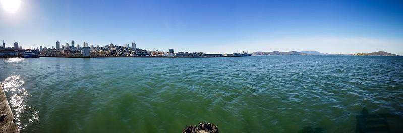 Pier 41 Panorama