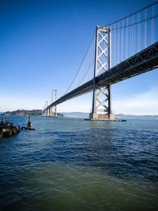 My plan is to run north and west along The Embarcadero