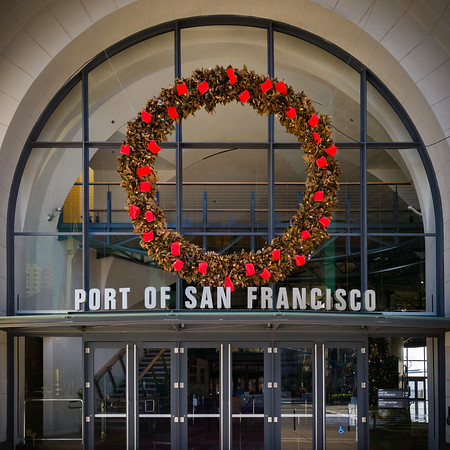 Port of San Francisco Pier 1