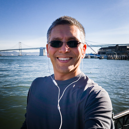 Port of San Francisco Selfie