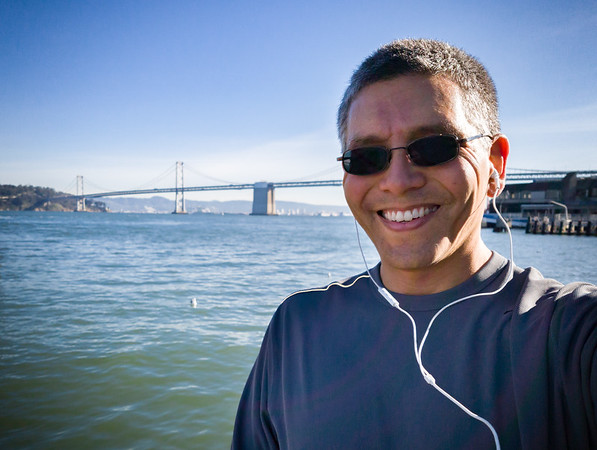 Port of San Francisco Selfie B