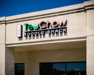 On Yelp, Teo Chow Noodle Shack has a solid four star rating after over 600 reviews