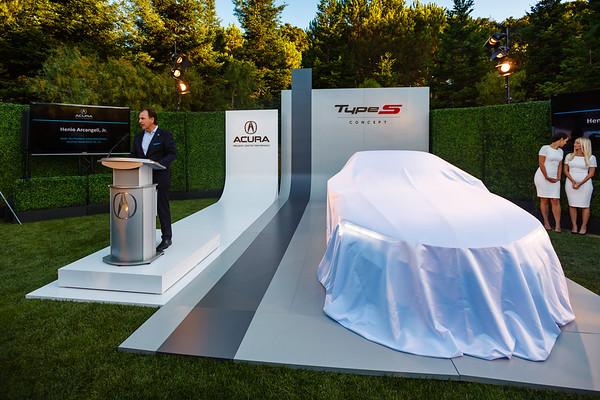 Henio Arcangeli, Senior Vice President Automobile Division of American Honda Motor Company, Inc.
