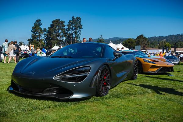 McLaren 720S, Ford GT