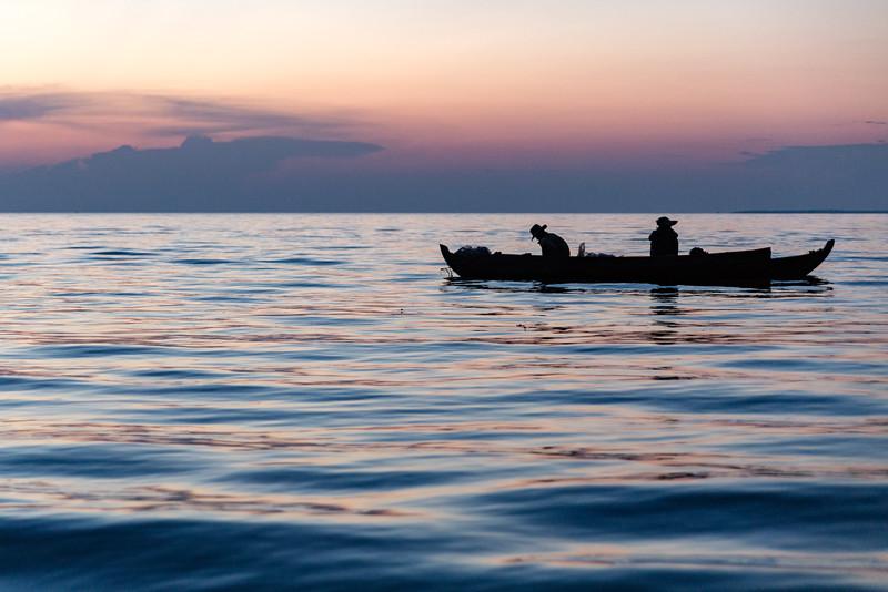 Fishermen of the Tonlé Sap II