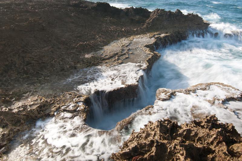 Shete Boca, Curacao