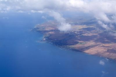 We're approaching Maui