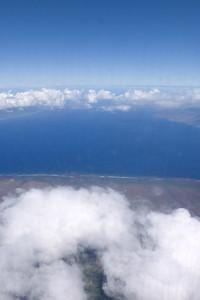 Maui County: Molokai (upper-left), Lanai (bottom), Maui (upper-right), Kahoolawe (not pictured)