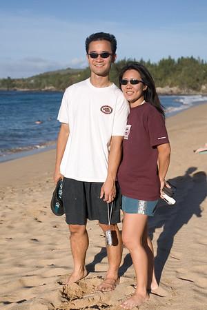DAY 3 - Pete and Lori FINALLY make it to Maui