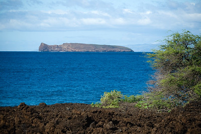 Another view of Molokini's backside