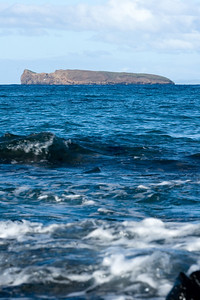 A side of Molokini I have never seen before