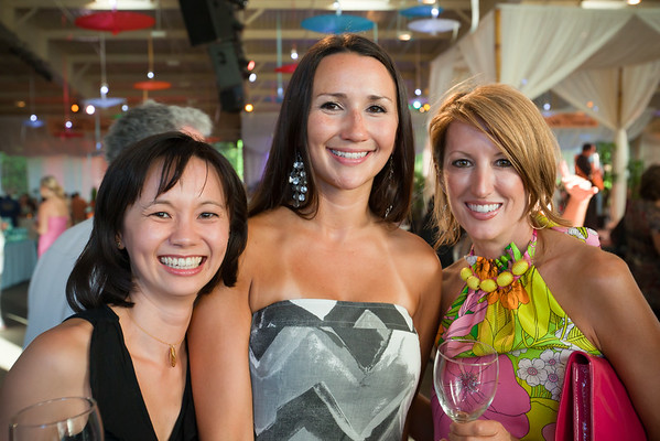 Valerie, Katheryn, and Heather