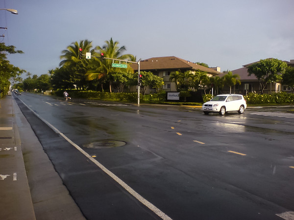 Time to cross Kihei Road and head back to Wailea