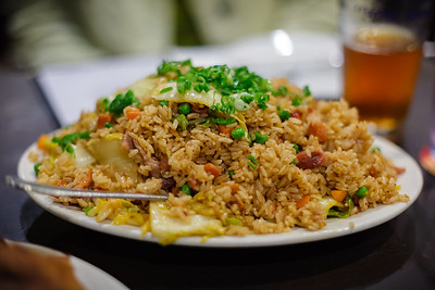 Side Street's Signature Fried Rice