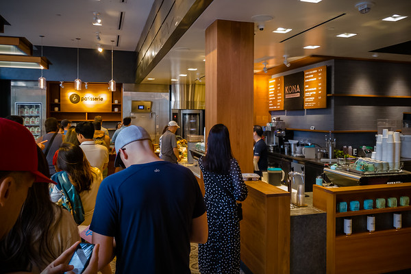 I wish I had heard of this place earlier...I finished my morning run at Starbucks Reserve (which is slightly further from The Laylow)