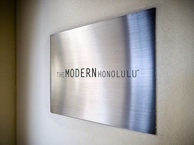 The MODERN Honolulu happens to be located near the northwest border of Waikiki...really close to Ala Moana