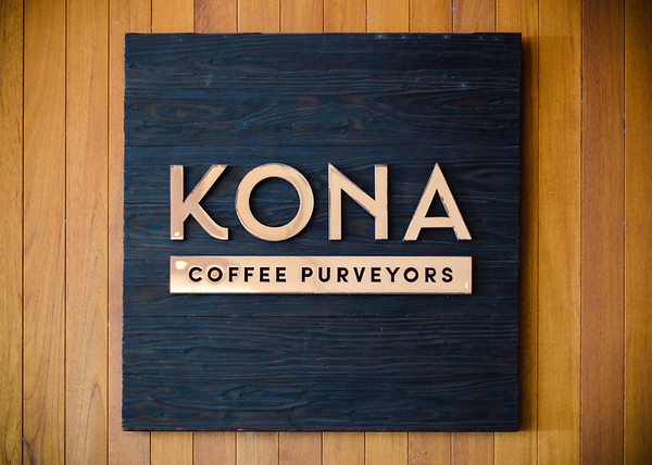 DAY 3 - Valerie and I have returned to Kona Coffee Purveyors...