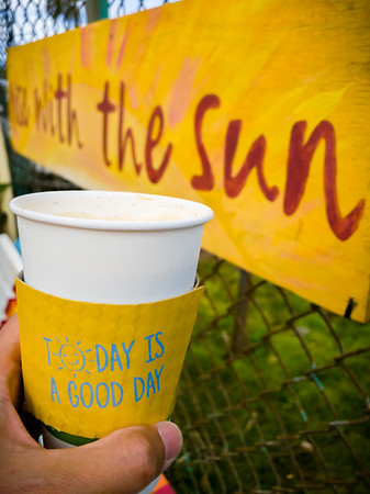 """With coffee in hand, I can now say """"today is a good day"""".  My first sip is a memorable one...the butter provides a richness that is definitely unique.  By the last, I feel surprisingly full and sufficiently energized."""