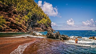 Red Sand Beach IV