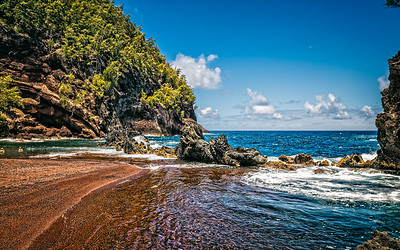 Red Sand Beach III