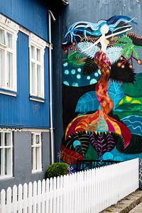 The Mermaid of Reykjavik