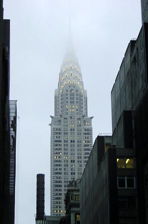 Chrysler - fogged top (tele)