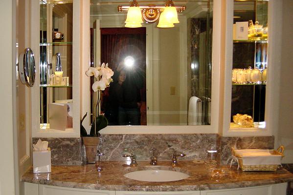 Ritz - bathroom sink