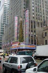 Radio City - exterior