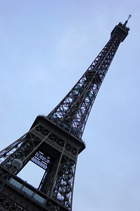 Eiffel Tower - anglular