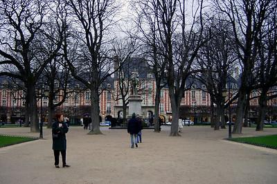 Place des Vosges square