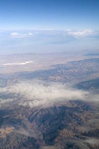 ...soaring over California