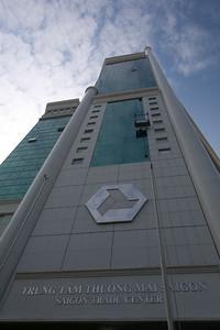 The Saigon Trade Center is the tallest building in Saigon