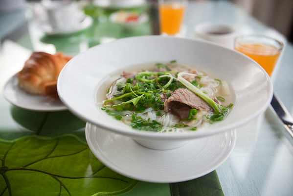 Phở Tai...an essential part of this balanced and nutritious breakfast.