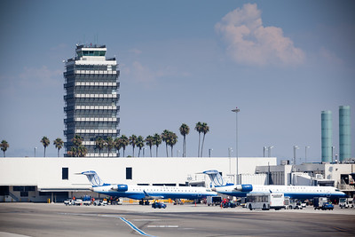 LAX's original control tower